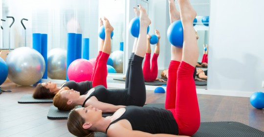Clases Pilates