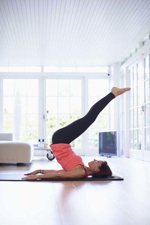 Beneficios del método Pilates