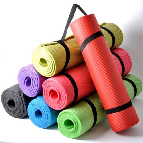 Esterilla de Pilates y Yoga