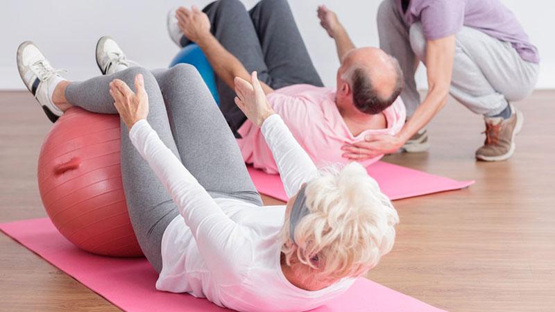 Pilates Senior - Bienestar Pilates