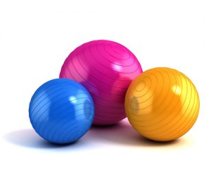 Fitball o pelota de Pilates