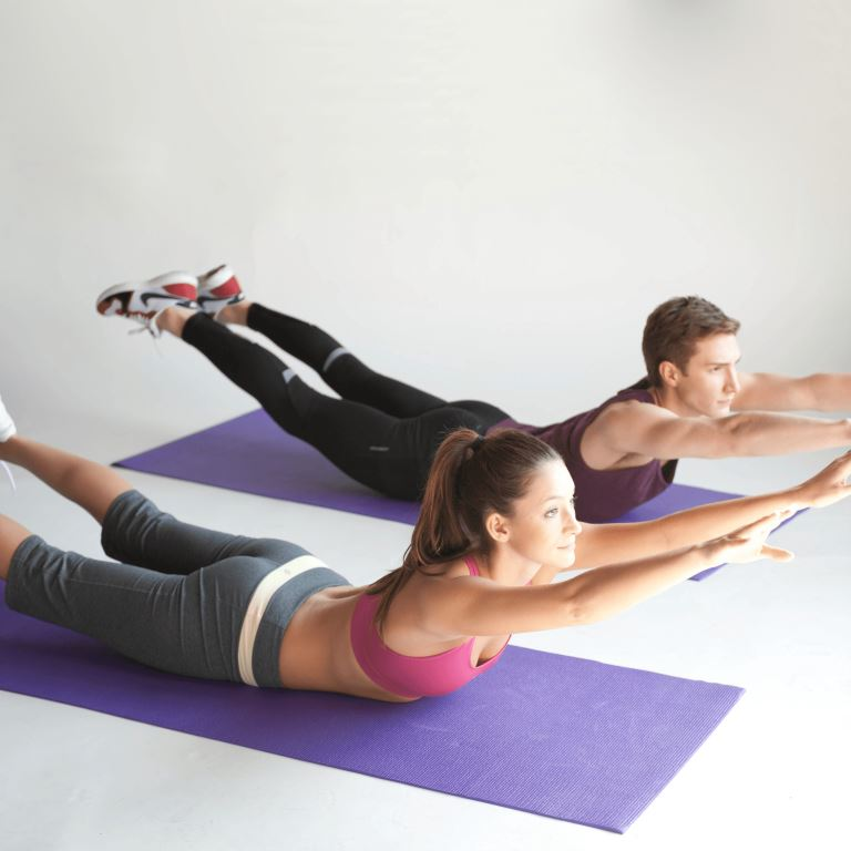 Clases Pilates duo