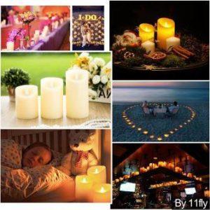 velas electricas